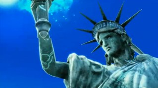 PSO2 Las Vegas Statue of Liberty