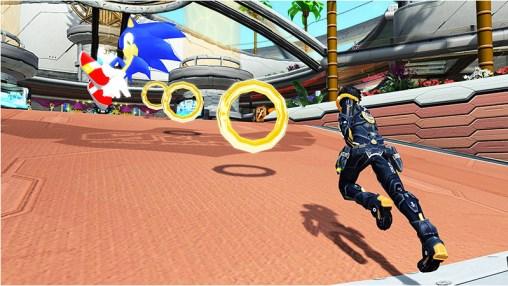 Sonic Lobby 2016 Rings
