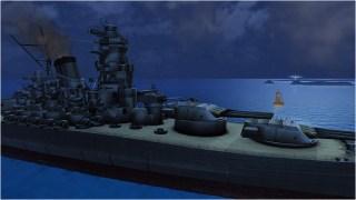 battleship-base-night
