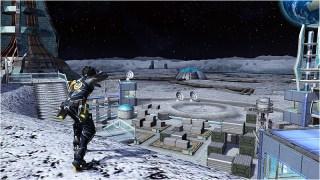 PSO2 Moon Base