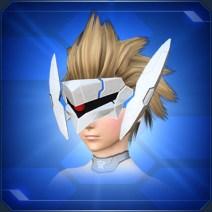 モノアイバイザー Mono Eye Visor