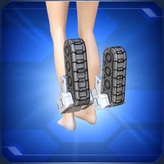 ヒールトラックベルト Heel Track Belts