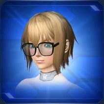 ワンポイントメガネ One Point Glasses