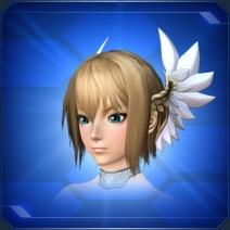 アリサの羽飾り Alisa's Feather Ornament