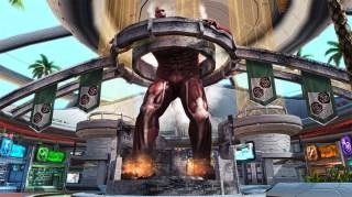 Attack on Titan Lobby 2017 B