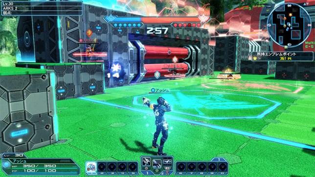 Battle Arena TMG