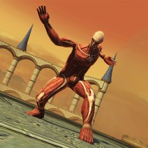 Colossus Titan Suit