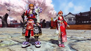 カブキモノアーマー紅Kabukimono Armor Crimson
