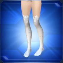 春風桜ニーソックス Spring Breeze Knee Socks