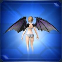 アートルムウィング Atrum Wings