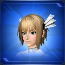 イズナの髪飾り Izuna Hair Ornament