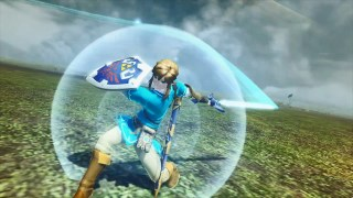 Master Sword in action in PSO2