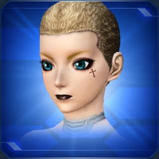 ゴシック風メイクB Gothic Style Makeup B