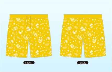 don quijote shorts 1