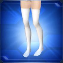 エナメルソックス 白 White Enamel Socks