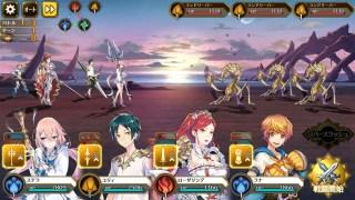 Idola Phantasy Star Saga Characters