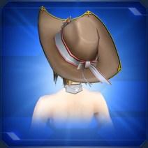 ガンガールハット Gun Girl Hat