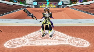 Lyrical Girl PSO2 (4)