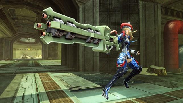 Combat Cannon