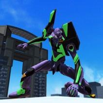 Evangelion Unit-01 Costume