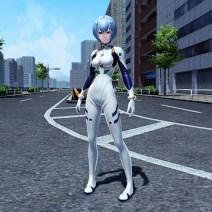Rei Ayanami Costume