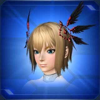 翼の髪飾りCWing Hair Ornaments C