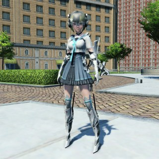 Spirial Armament Costume A