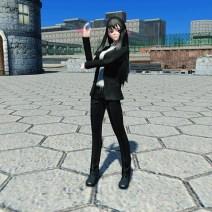Female Suit Slacks