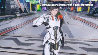 PSO2 NGS Fingers (1)