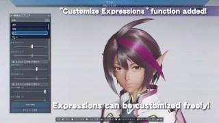 Expression Customization 2