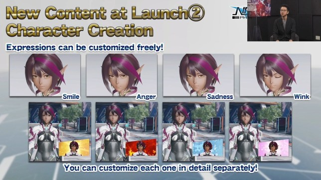 Expression Customize