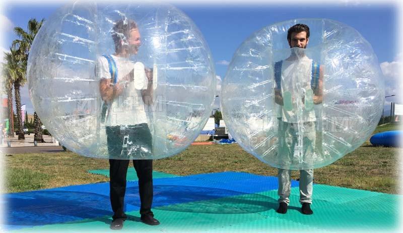 Bumperball bubble