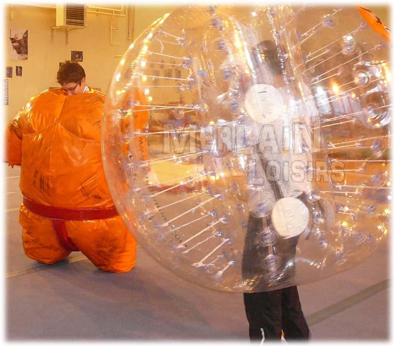 bubble sumo
