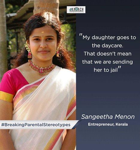Sangeetha Menon_Bumps n Baby