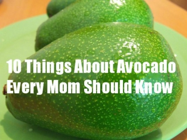 avocados for babies