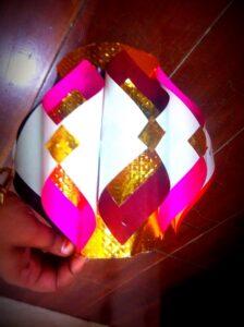 Make Diwali Paper Lanterns Or Aaakash Kandil At Home DIY