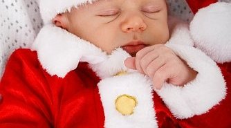 dress up your baby as santa