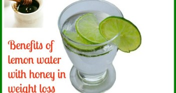 benefits of lemon water with honey