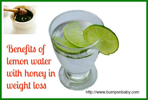 benefits of lemon water with honey for weight loss