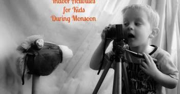 indoor activities for kids during monsoon