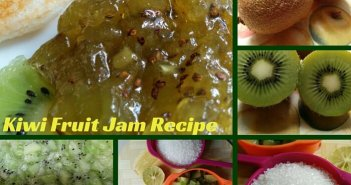 kiwi fruit jam recipe