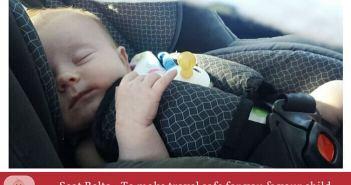 seat belt safety for kids