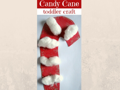 Christmas crafts for kids candy