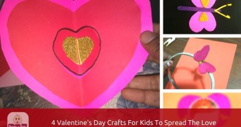 valentine's day crafts for kids - intro