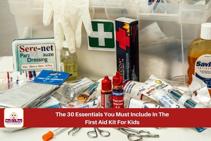 first aid kit essentials