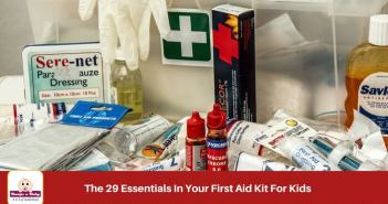 first aid kit for kids intro