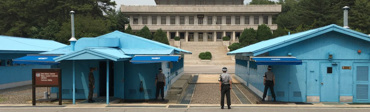 Korean Demilitarized Zone (DMZ) – Die Demilitarisierte Zone