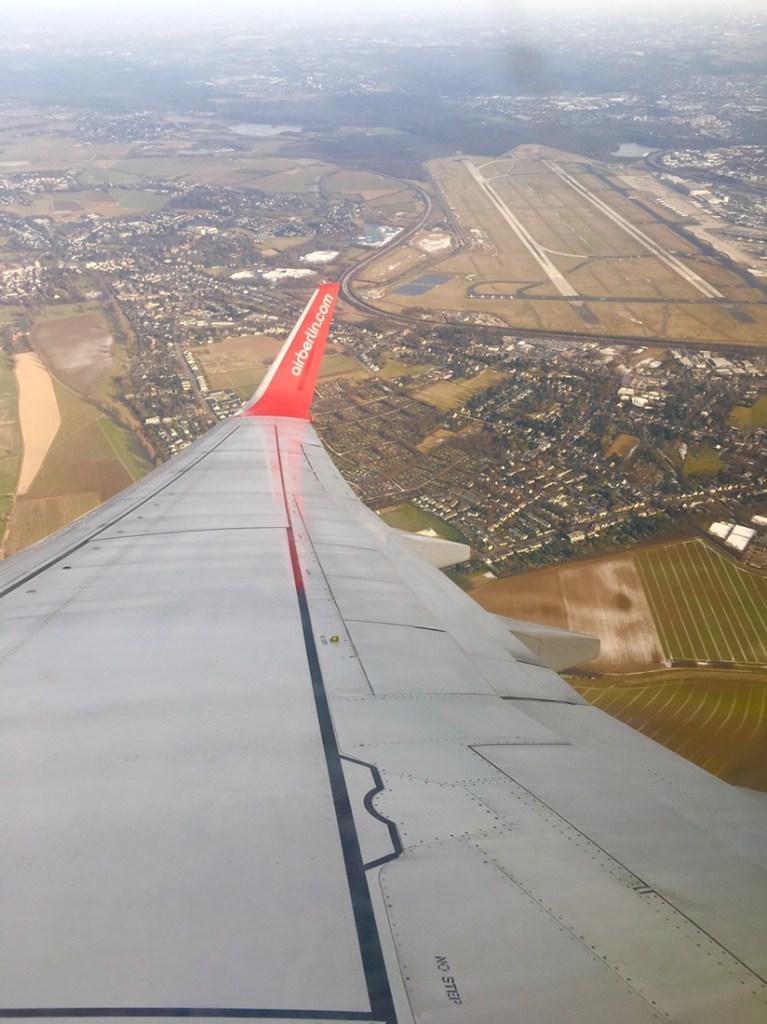 air berlin winglet airport dus