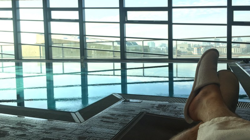 Spa Grand Hyatt Berlin