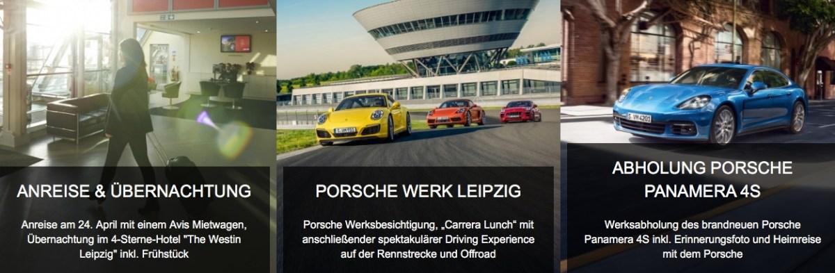 Wir fahren Porsche | Edition AVIS